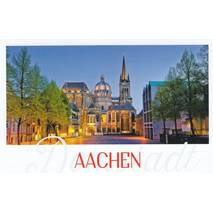 Aachen cathedral 2 - HotSpot-Card