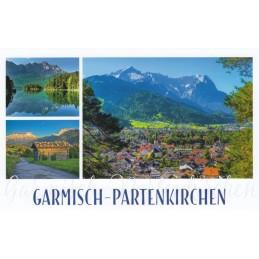 Garmisch-Partenkirchen 3 - HotSpot-Card