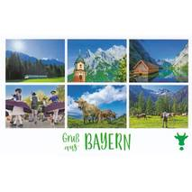 Greetings from Bavaria - HotSpot-Card