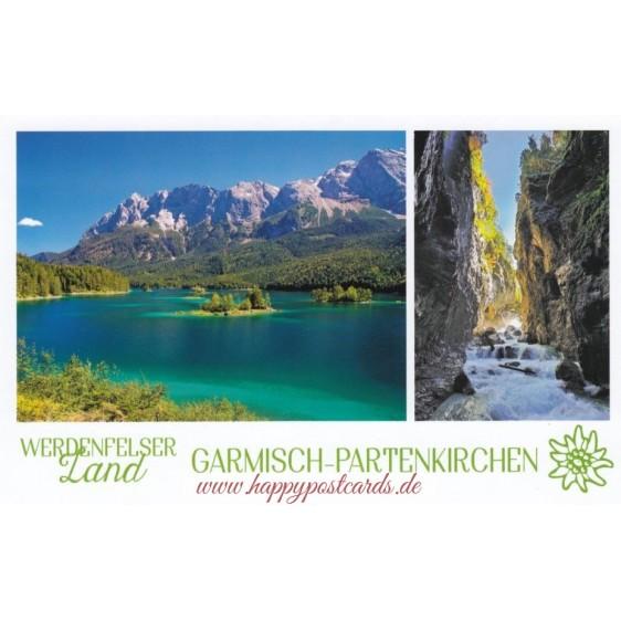 Garmisch-Partenkirchen - HotSpot-Card
