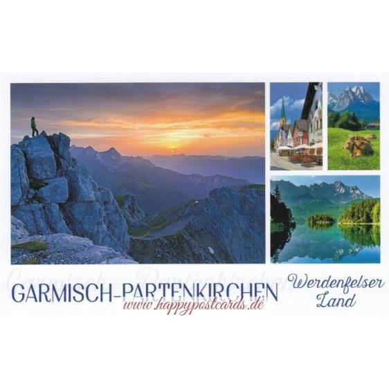 Garmisch-Partenkirchen 2 - HotSpot-Card