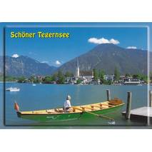 Beautiful Tegernsee - Viewcard