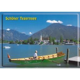 Schöner Tegernsee - Ansichtskarte