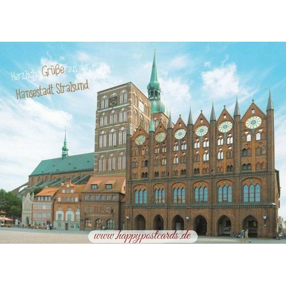 Stralsund - Rathaus