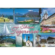 Beautiful Tegernsee 2 - Viewcard