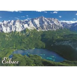 Eibsee - Ansichtskarte