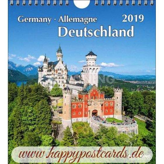 Germany 2019 - Schoening Calender