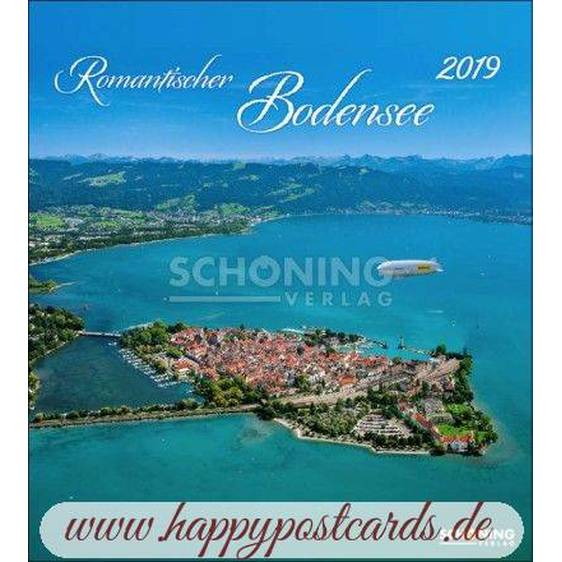 Romantic Bodensee 2019 - Schoening Calender