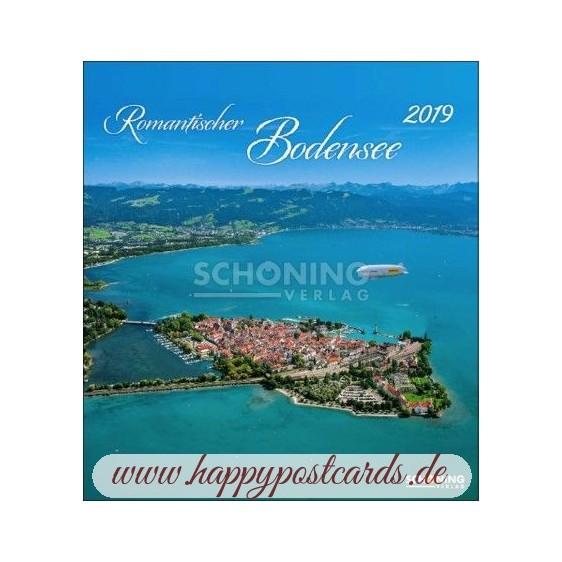 Romantischer Bodensee 2019 - Schöning Top - Kalender