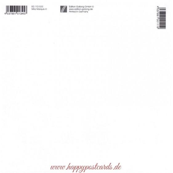 Iceprincess - Mila Marquis Postcard