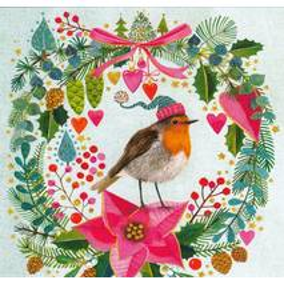 Robin - Mila Marquis Postcard