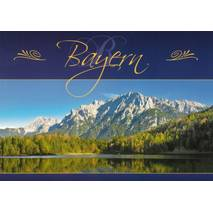 Karwendel - Bavaria - Viewcard