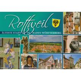 Rottweil - Postcard