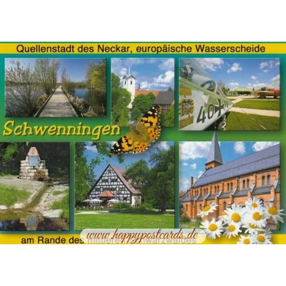Schwenningen - Postcard