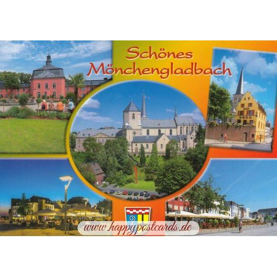 Beautiful Mönchengladbach - Viewcard