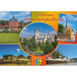 Schönes Mönchengladbach - Ansichtskarte