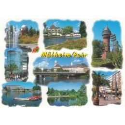 Mühlheim an der Ruhr 2 - Viewcard