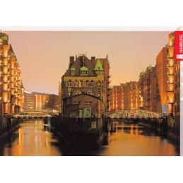 Hamburg - Speicherstadt - Viewcard