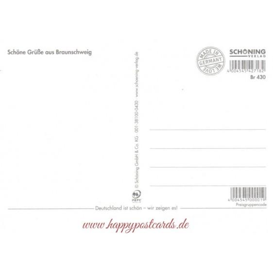 Braunschweig - Postcard