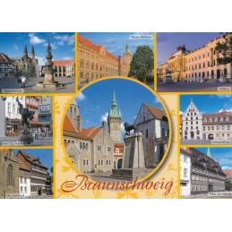 Braunschweig - Postkarte