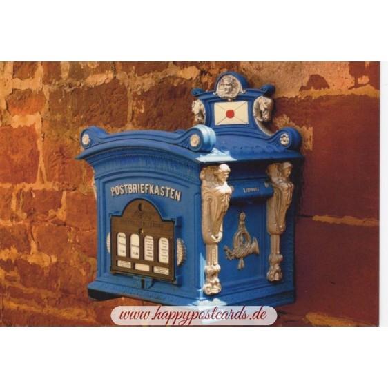 Mailbox - Postcard