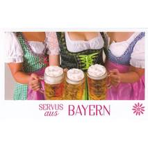Servus from Bavaria - HotSpot-Card