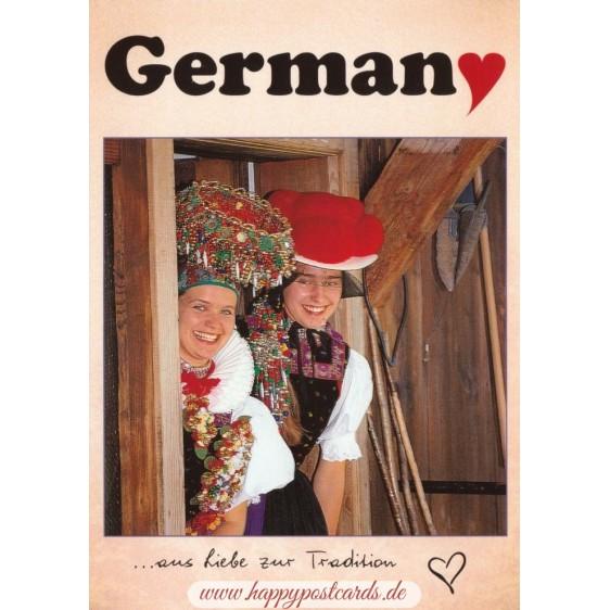 Germany - Schwarzwald - Viewcard
