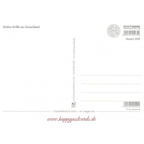 Germany - Multiview - Viewcard