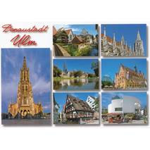 Ulm Multi 2 - Postcard