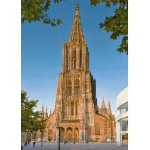 Ulm Church - Postcard