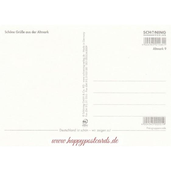 Beautiful Altmark - Viewcard