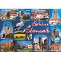Beautiful Altmark - Viewcard