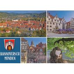Hann. Münden - Postcard