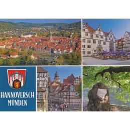 Hann. Münden - Postkarte