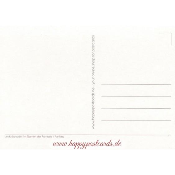 Fantasy - Postcard