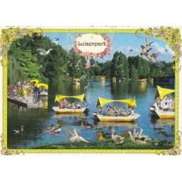 Mannheim - Luisenpark - Tausendschön - Postkarte