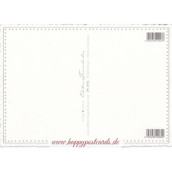Hannover - Herrenhausen - Tausendschön - Postkarte