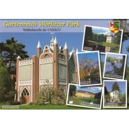 Gartenreich Wörlitzer Park - Ansichtskarte