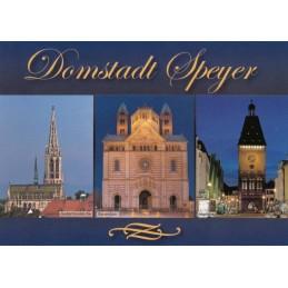 Domstadt Speyer - Ansichtskarte