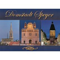 Domstadt Speyer - Viewcard