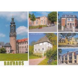 Weimar - Bauhaus - Viewcard