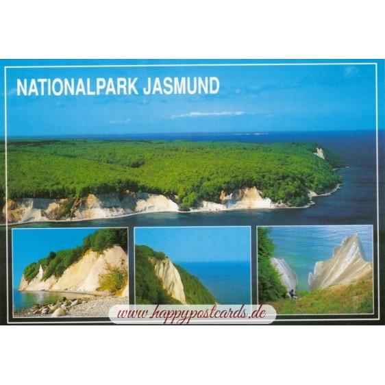 Rügen Nationalpark Jasmund - Viewcard