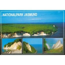 Rügen Nationalpark Jasmund - Ansichtskarte