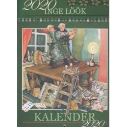 Inge Löök Calendar 2020