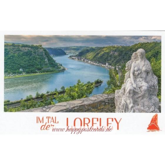 Im Tal der Loreley - HotSpot-Card