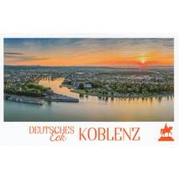 Koblenz - Deutsches Eck - HotSpot-Card