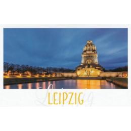 Leipzig - Völkerschlachtdenkmal - HotSpot-Card