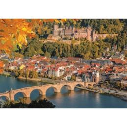 Heidelberg Schloss 3 - Ansichtskarte
