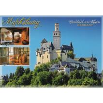 Marksburg - Viewcard
