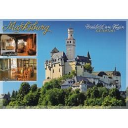 Marksburg - Ansichtskarte